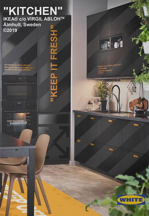 如果IKEAxOFF-WHITE联名家具长这样 你会愿意住吗?