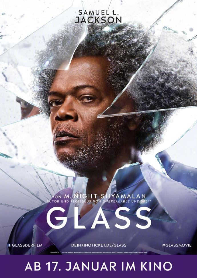 《玻璃先生》曝光角色海报及剧照!明年必看的悬疑大片
