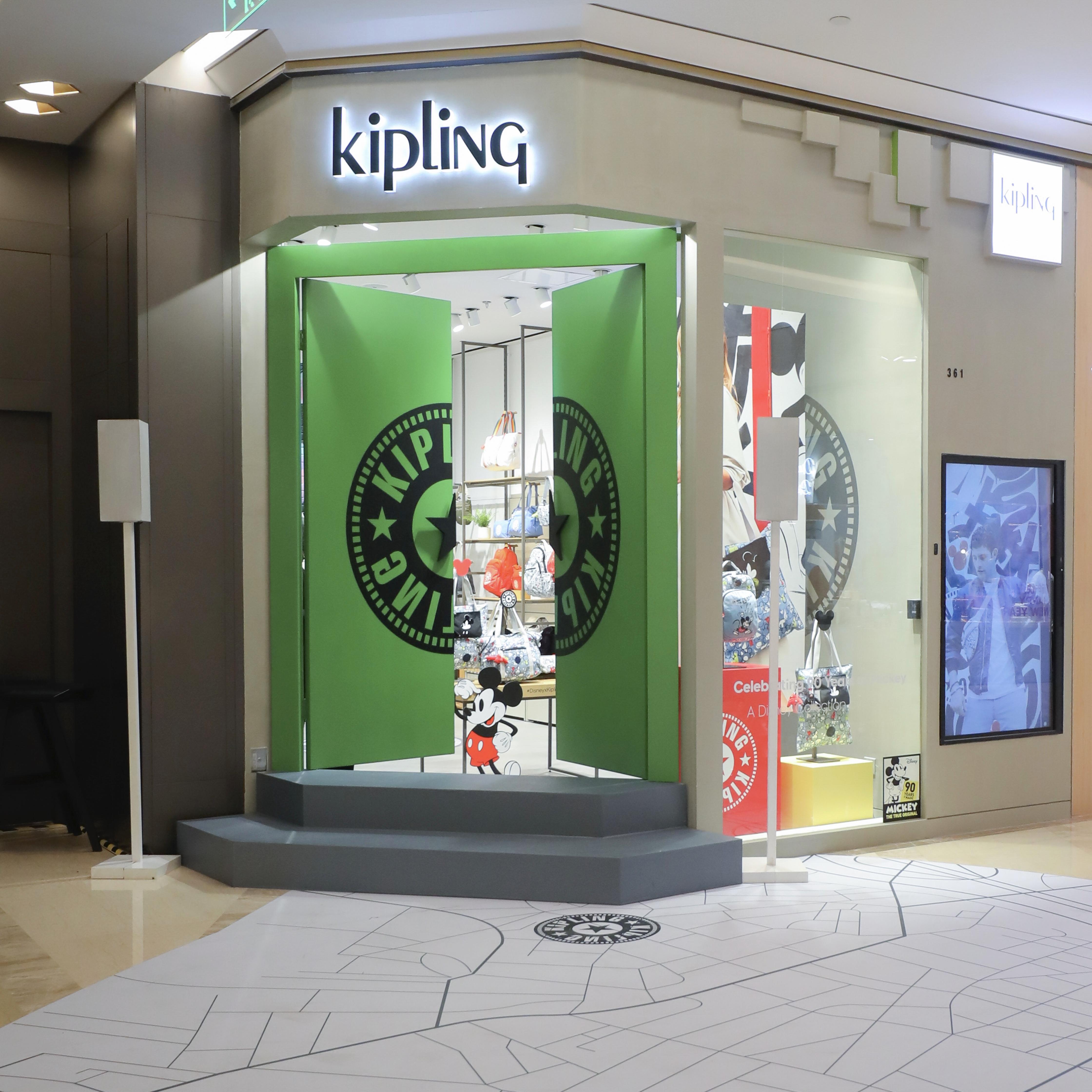 kipling港汇全新概念店,邀请都市年轻人一起 #就要轻潮流图片